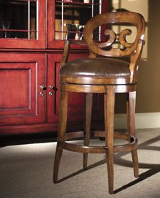 A Counter Offer You Can't Refuse, Woodbridge Bar Stools at Good's Home Furnishings