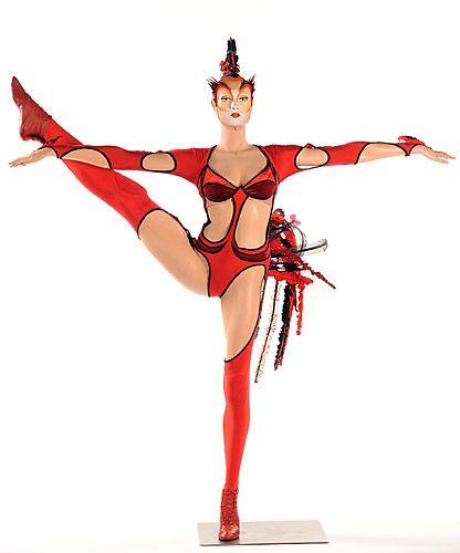 Cirque Du Soleil Costumes | LES PERSONNAGES DU CIRQUE DU SOLEIL