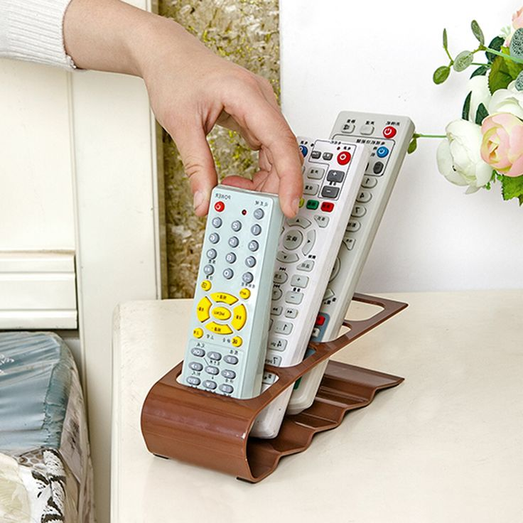 M s de 25 ideas incre bles sobre soporte del control - Organizador mandos a distancia ...