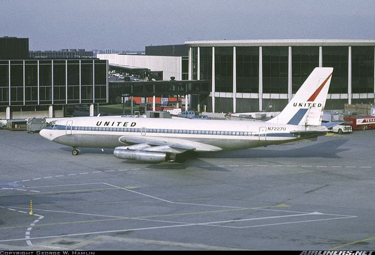 Boeing 720-022 - United Airlines | Aviation Photo #1990659 | Airliners.net