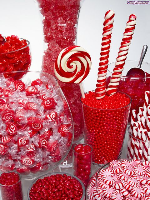 Red Candy Buffet | Red Candy Buffet! | Flickr - Photo Sharing!