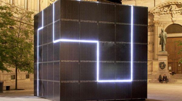 e-QBO, il solare illumina la città