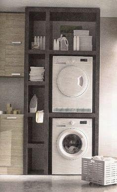 DOMUS ARREDI: Armadio ripostiglio, Scarpiera, Letto pieghevole Paggetto, mobili lavanderia, idee salvaspazio super componibili