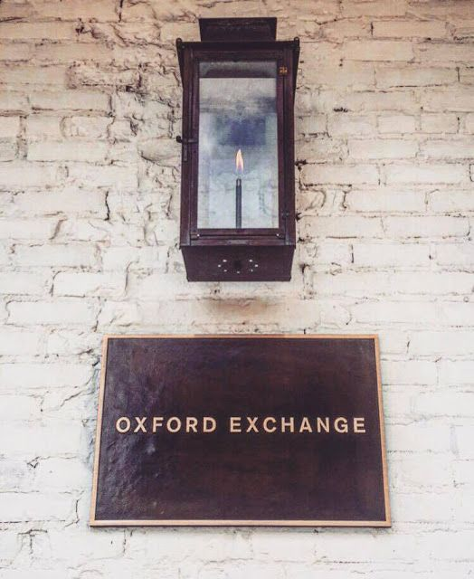 My review of the best brunch ever in the Tampa Bay Area is at the Oxford…