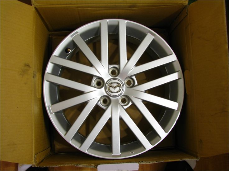 Mazda 6 Alloy Wheels for Sale