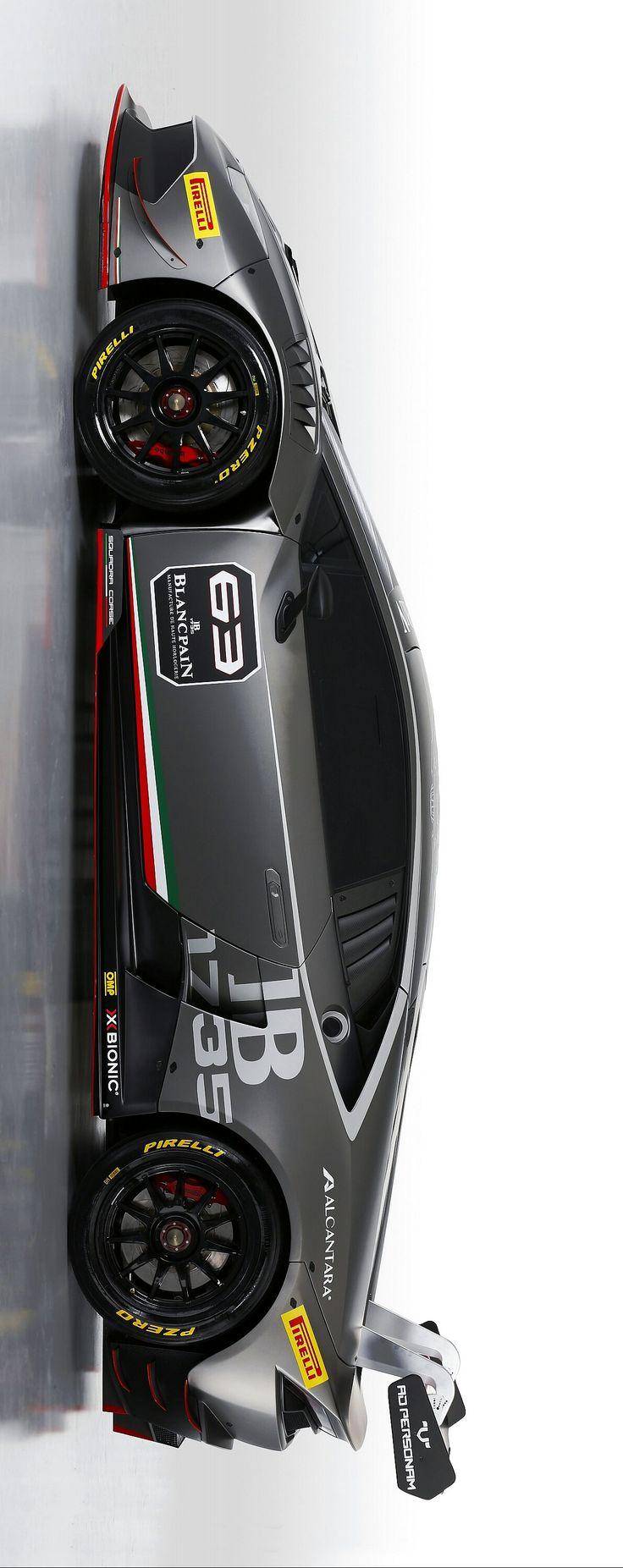 (°!°) Lamborghini Huracan LP620-2 Super Trofeo