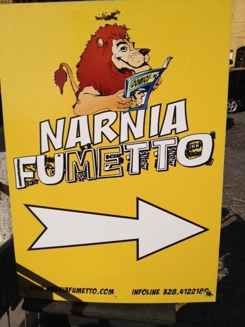 Il leone di Narni