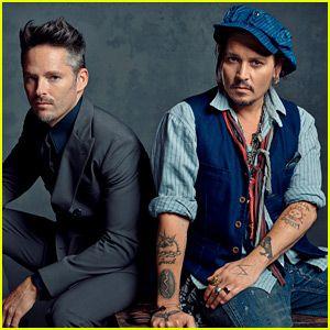 Johnny Depp & 'Black Mass' Director Scott Cooper Praise Each Other in 'GQ' (12-01-2015)