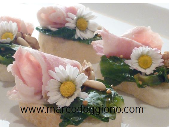 Collinetta fiorita