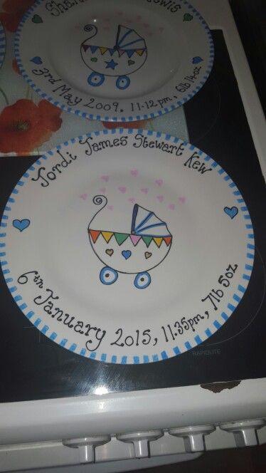 Baby Plates...