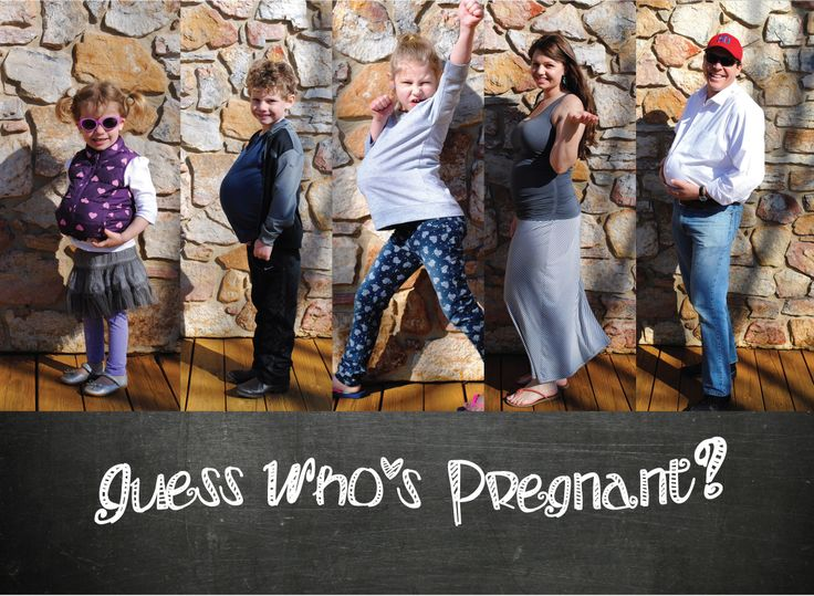 Funny baby Announcement