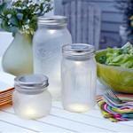Make Outdoor Mason Jar Lights