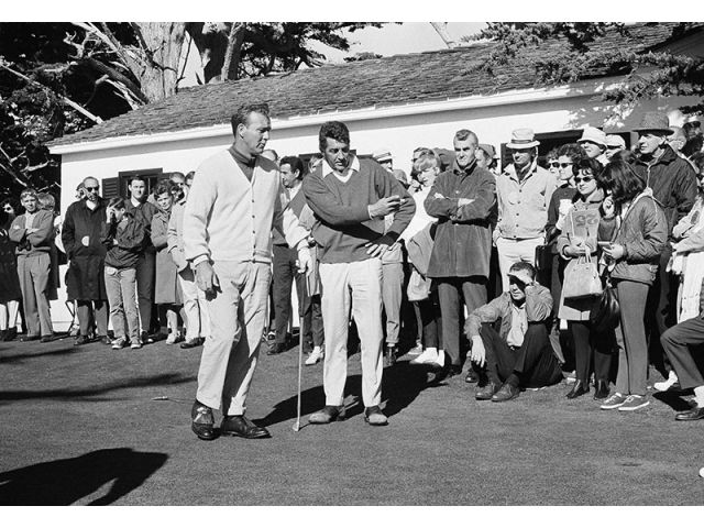 Arnold Palmer's Famous Friends   Golf Channel