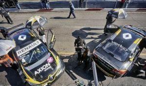 Renault Sport va por el Callejero de Santa Fe