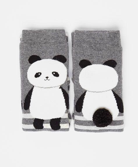 Panda socks - OYSHO