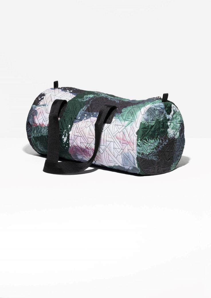 & Other Stories | Woodland Print Training Bag