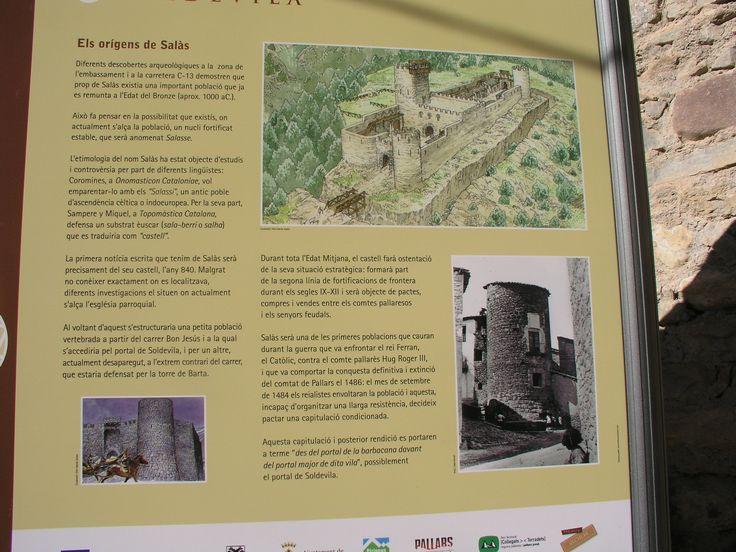 els origens de #salàsdepallars #pallarsjussa