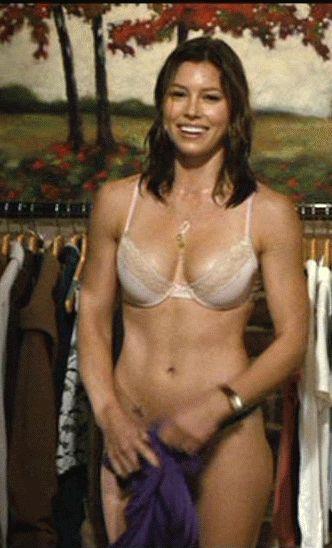 Pin On Jessica Biel In Her Underwear-9477