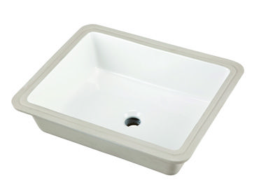 Wicker Park™ Rectangular Undercounter Bathroom Sink | Gerber Plumbing
