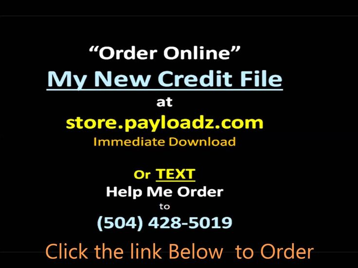 "Are You Ready For A Better Credit Score? Then, click here and get this New Credit File Kit for $2.75 + tax ""TODAY"" (Immediate Download). Happy New Year's! http://store.payloadz.com/details/2390681-ebooks-self-help-my-new-credit-file-kit.html"