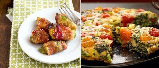 Wenn ihr ein paar Kilos verlieren wollt, solltet ihr auf eiweißreiche Gerichte setzen. Die sind lecker, machen lange satt UND schlank...