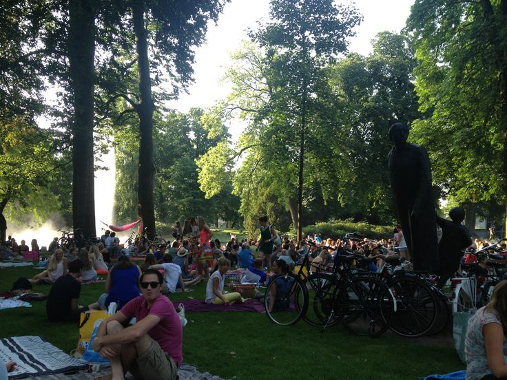 Palm Parkies @ Valkenbergpark Breda