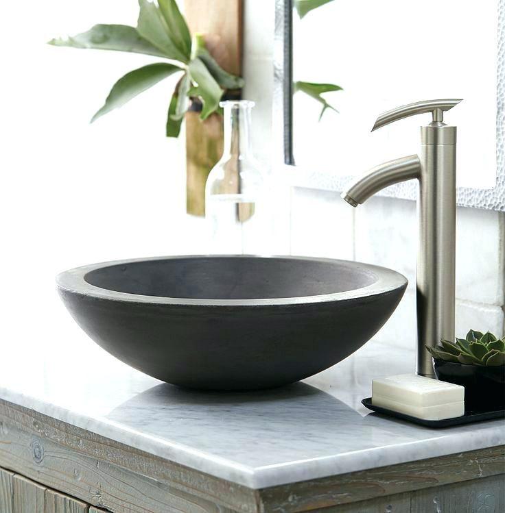 Round Bathroom Sink Bowls Round Bathroom Sinks Best Bowl Sink Ideas On Bathroom Sink Bowls Bathroo Bathroom Sink Bowls Vessel Sink Bathroom Stone Bathroom Sink