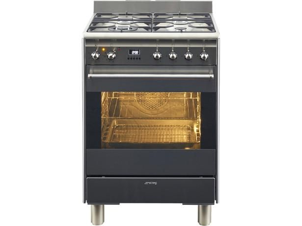 Smeg SUK61PX8 freestanding cooker review - Which?