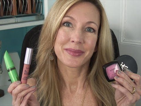 Easy Everyday Makeup Tutorial for Mature Women - YouTube