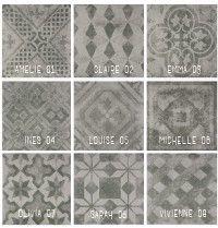 Beton epoque tile, a style that evokes a retro styleTerratinta Ceramiche Italy: italian porcelain tiles, glass mosaics for architects