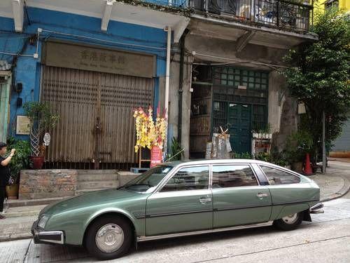 1982 Citroen CX Prestige
