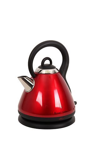 """This traditional dome shaped kettle will suit all kitchen styles.<div class=""""pdpDescContent""""><ul><li> 1.8 liter capacity</li><li> Cordless with concealed element</li><li> Boil-dry protection</li><li> Stainless steel</li><li> 1850 - 2200 watts</li></ul></div><div class=""""pdpDescContent""""></div>"""