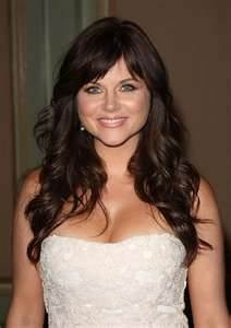 tiffany amber thiessen face shape