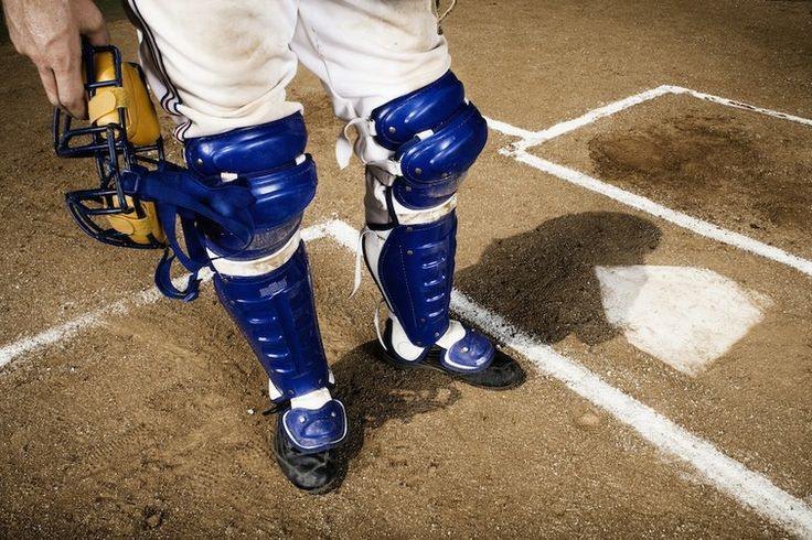Yoga Poses For Catchers (Or Office Workers!)-- upwave.com article by Dana Santas