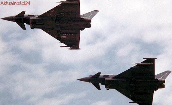 Rosyjskie bombowce w przestrzeni powietrznej Wielkiej Brytanii. RAF poderwały myśliwce