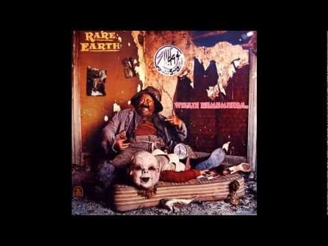 "▶ Rare Earth - ""I Couldn't Believe What Happened Last Night""  [Rare Earth is an American blues rock band affiliated with Motown's Rare Earth record label (named after the band), which prospered from 1970–1972. Although not the first white band signed to Motown, Rare Earth was the first big hit-making act signed by Motown that consisted only of white members.] `j"