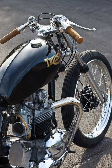1970 Triumph Bonneville  I'll be getting a modern version of one of these beauties pretty soon.Christy Higgins