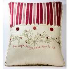 Crabapple Hill Studio patterns: Simple Joys of Winter