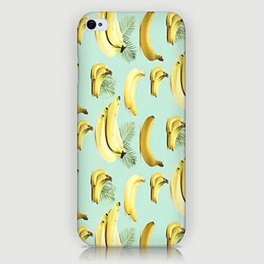 banaan patroon telefoon achterkant van de behuizing dekking voor iphone5c – EUR € 1.49