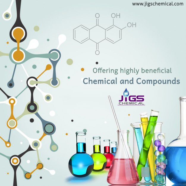 #JigsChemical is one of the largest #IndustrialChemicalCompounds manufacturer which provide highly beneficial chemical and compounds to the industry. http://www.jigschemical.com/#!/
