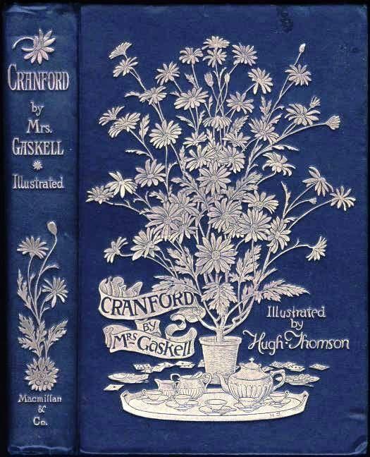 Elizabeth Gaskell (1810 - 1865), 'Granford' (1853), Elizabeth Gaskell was a friend of Charlotte Brontë and wrote the biography,  'Life of Charlotte Brontë' (1857)