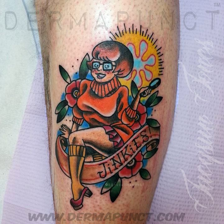 Tattoo by Jacqsun Jones at Dermapunct Custom Tattoo in NY. Click the picture to see more.