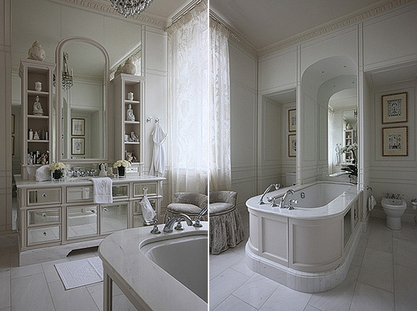 Stunning Russian Country House // Kirill Istomin | Afflante.com