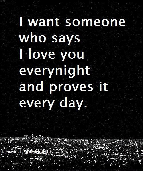 I Want You Quotes For Him: I Asked God For This And I Got It. Every Day My Husband