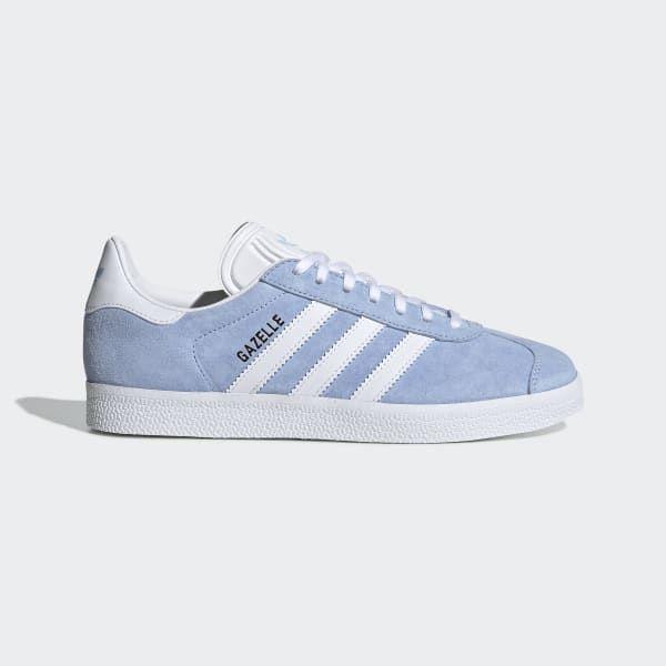 adidas Gazelle Schuh - Blau   adidas Deutschland (mit ...