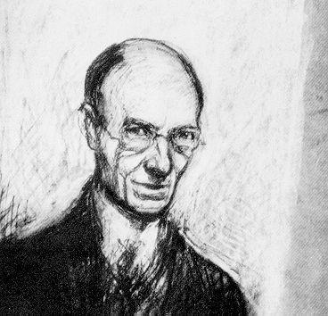 Arthur Rackham,  self-portrait