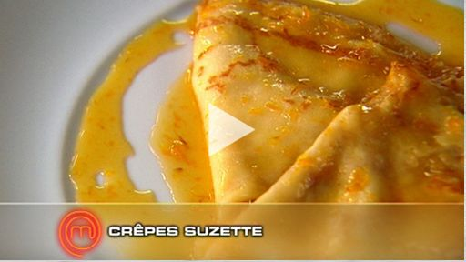 Crepe Suzette by Gary Mehigan