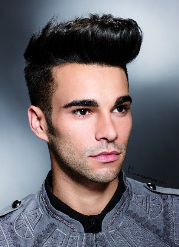 más de 25 ideas en tendencia sobre peinados masculinos en