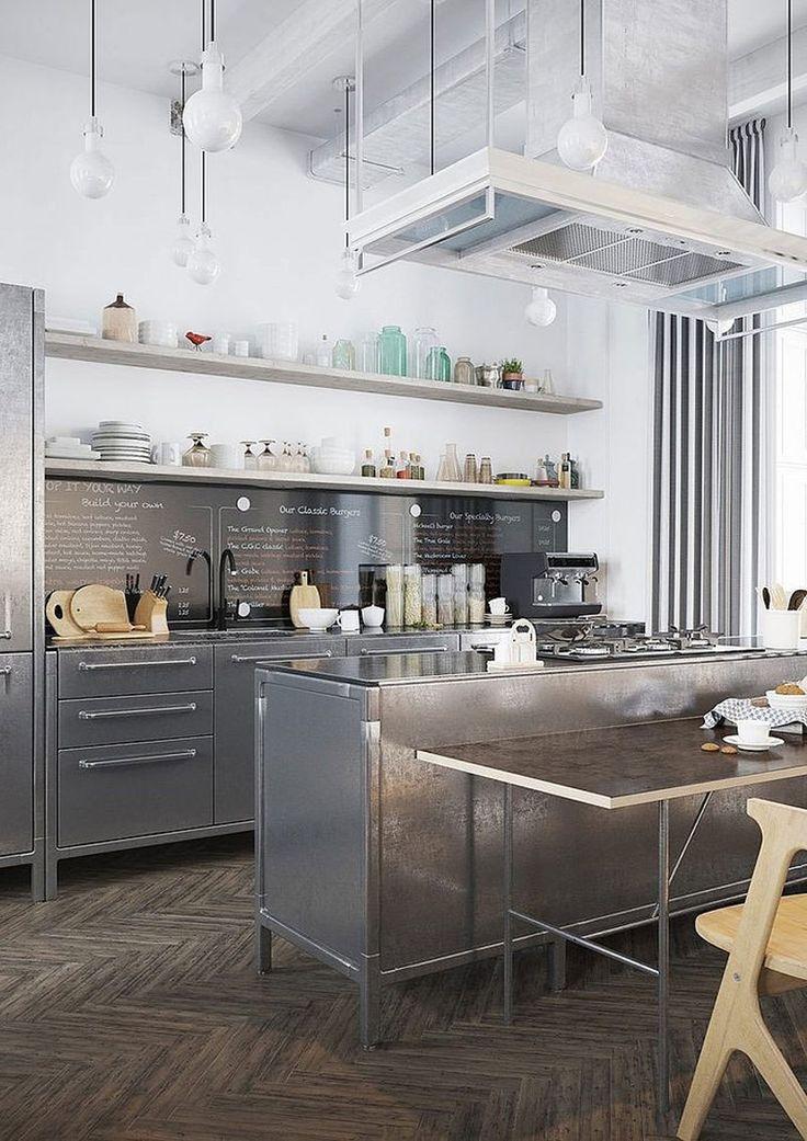 Kitchen inspiration | #kitchen