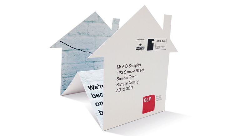 BLP Insurance house direct mail